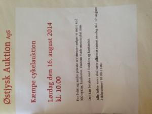 Auction Pamphlet